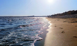 Lady Mile Beach