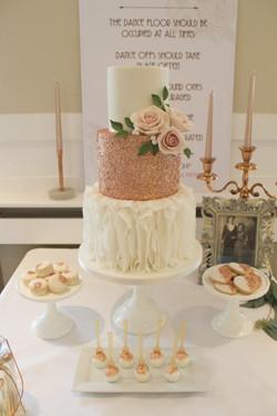 Wedding Cakes Nottinghamshire