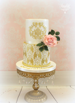 Fantastic Wedding Cakes Worksop
