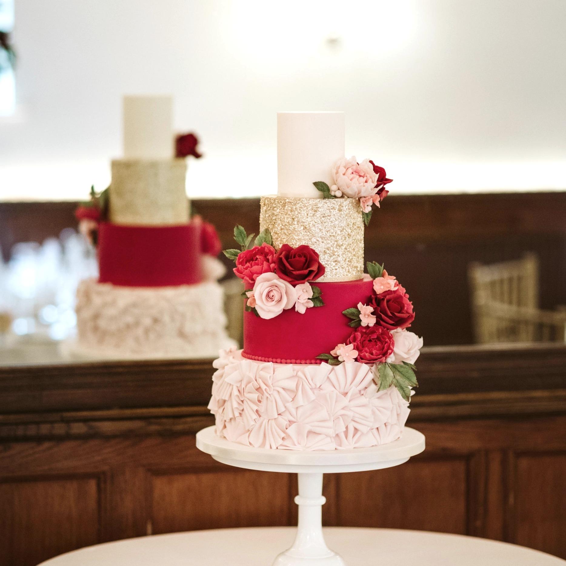 Best wedding cake maker Sheffield