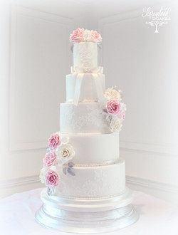 sheffield wedding cake makers