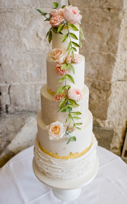 Wedding Cake Maker South Yorkshire