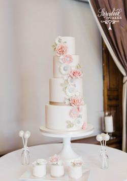 Storeybook Wedding Cakes Sheffield