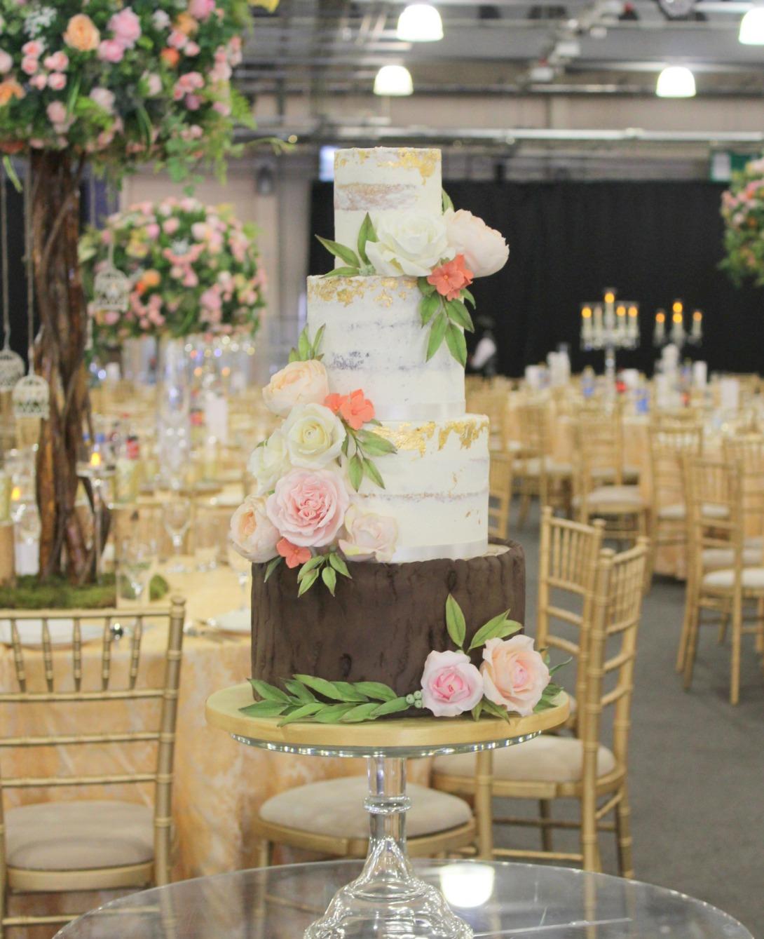 Christchurch Based Wedding Cake Makers: Luxury Bespoke Wedding Cakes Sheffield