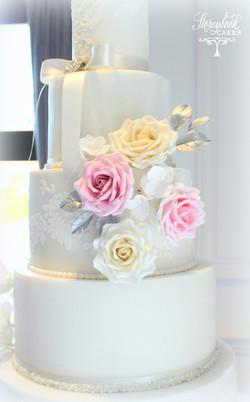 Fantastic Wedding Cakes Doncaster