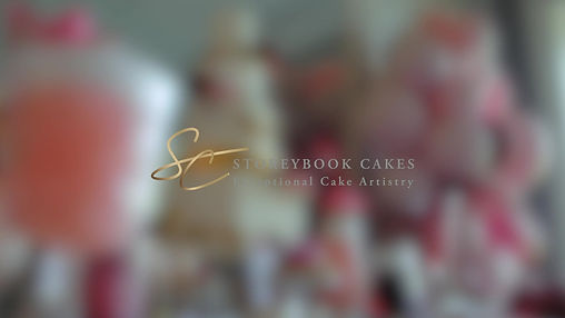Luxury Wedding Cake and desser table Nottinghamshire