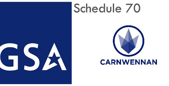Carnwennan Awarded Schedule 70