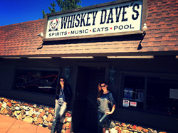 In Big Bea -Whiskey Dave's-2016