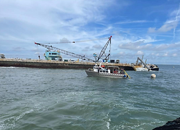 Salvage Crews Continue Daily Operations
