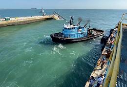 BRIDGEPORT Salvage Operations Continue