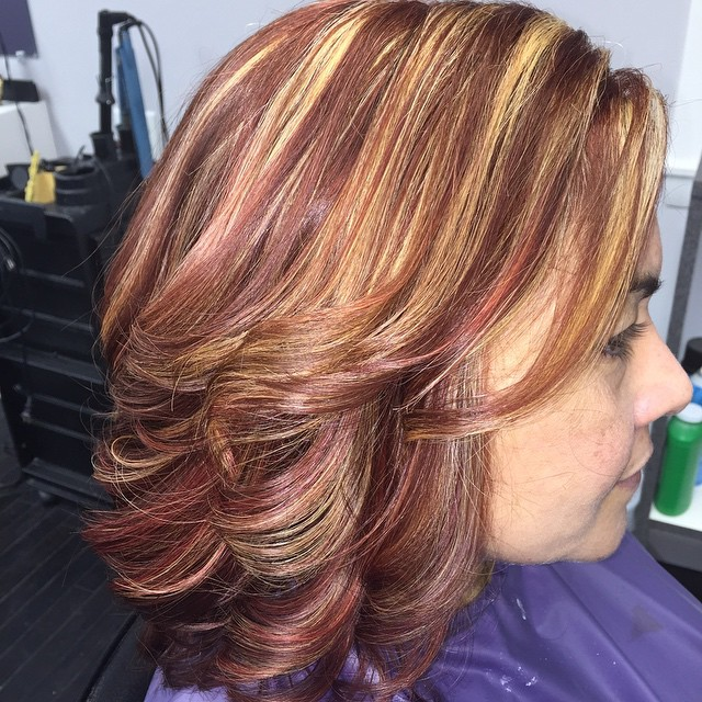 Love this color !!!! Best clients ever