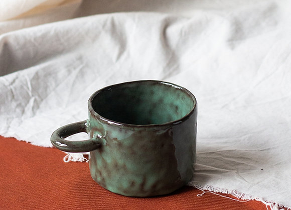 Mug tea/coffee, green
