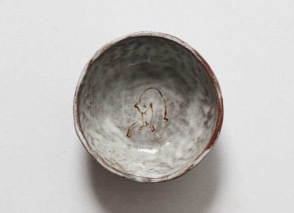 Wabi-sabi cat bowl (nurture)