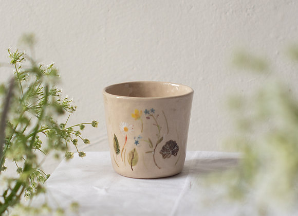 Flower cup 3