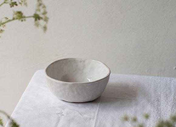 Minimalistic breakfast bowl