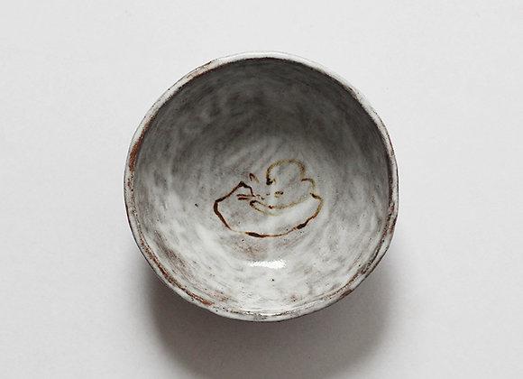 Wabi-sabi cat bowl (pillow)
