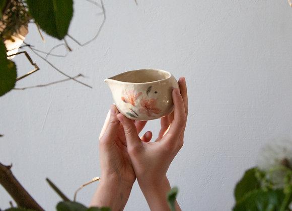 Flower pourer I
