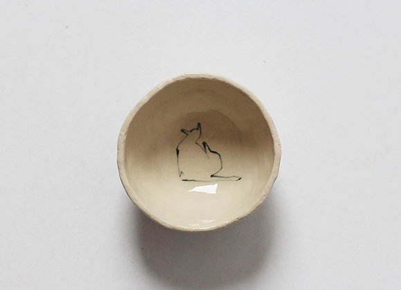Cat bowl (scratch)