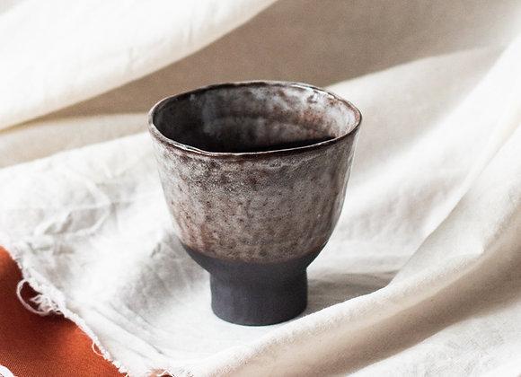 Wabi-sabi coffee cup