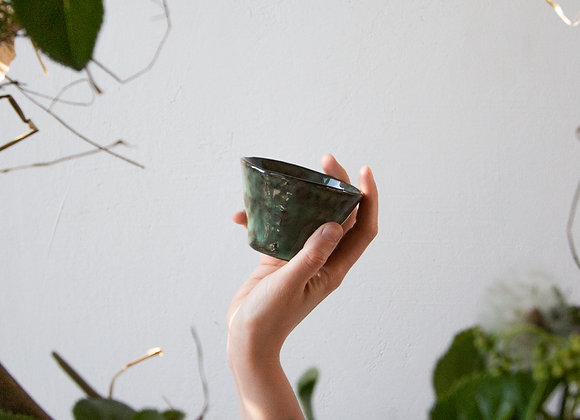 Green organical cup I