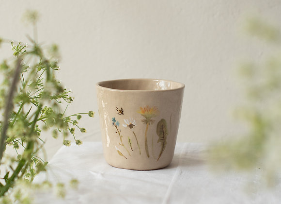 Flower cup 1