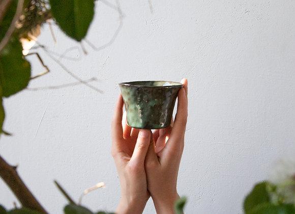 Green organical cup II