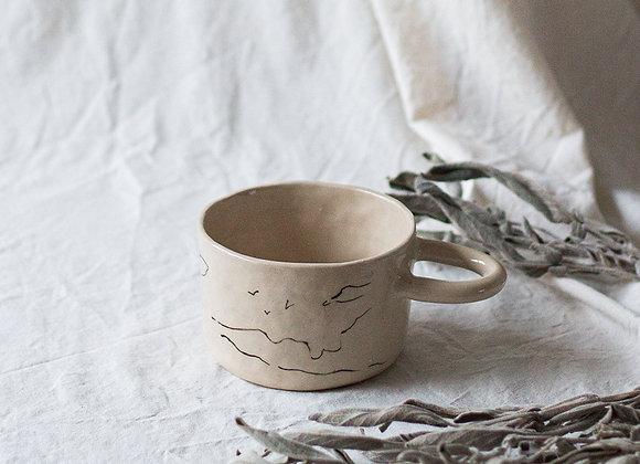 Mug of skies