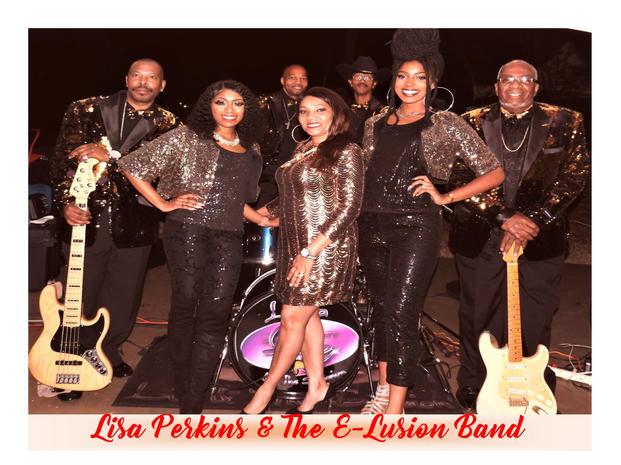 Lisa & The E-Lusion