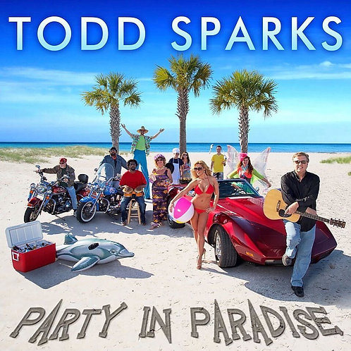 Party In Paradise CD