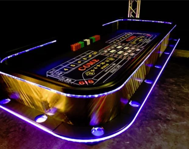 Monte Carlo Casino Party
