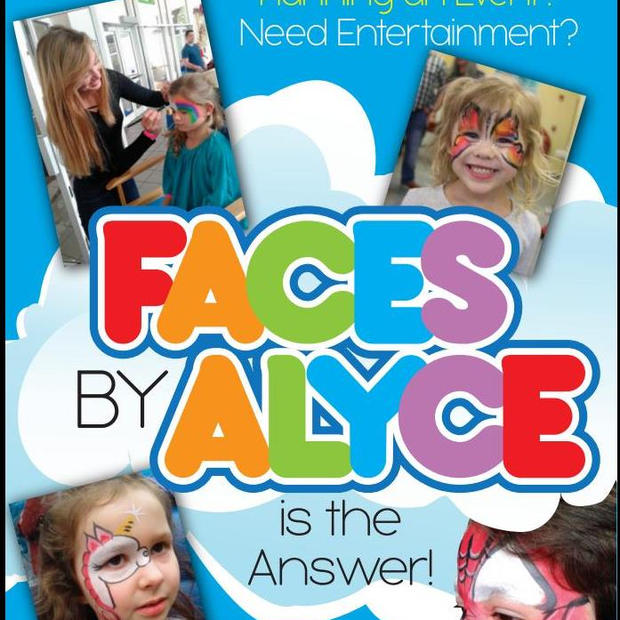 Faces by Alyce