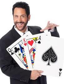 Gary Goodman Magician-Mind Reader-Illusionist