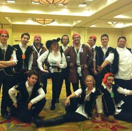 Key West/Pirate Team Building