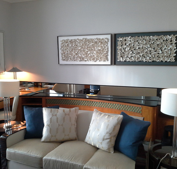 Ruffles Panels 120cmx60cm