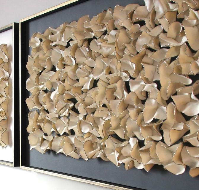 Ruffles Panels Detail
