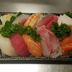 Sushi (5pc) and Sashimi (10pc)