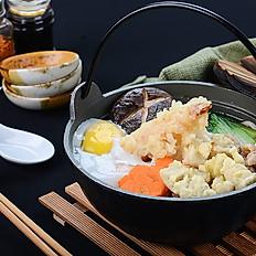 Nabeyaki Noodle Soup