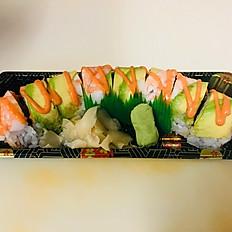 Double double shrimp roll (8pcs) (Baked)