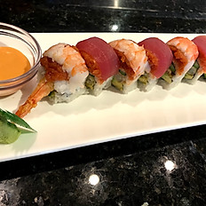 Mr. Sushi Special Roll