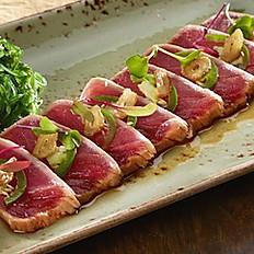 Sizzling Albacore or Sear Tuna Sashimi
