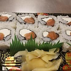 Salmon Cream Cheese Roll