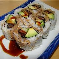 Eel and Cucumber Roll