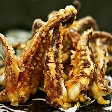 Crispy Squid Legs