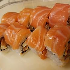 Mrs. Salmon 1(with cream cheese)
