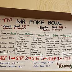 Mr Poke bowl small