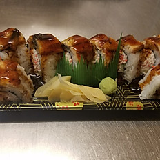 Eel special roll (Baked)