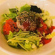 Sashimi Vege Bowl (회덮밥)