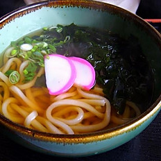 Wakame Noodle Soup