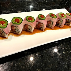 Angry Yellowtail Roll