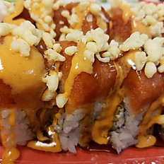 Red dragon roll (Fried)
